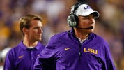 Les Miles sends thoughtful message to LSU after title