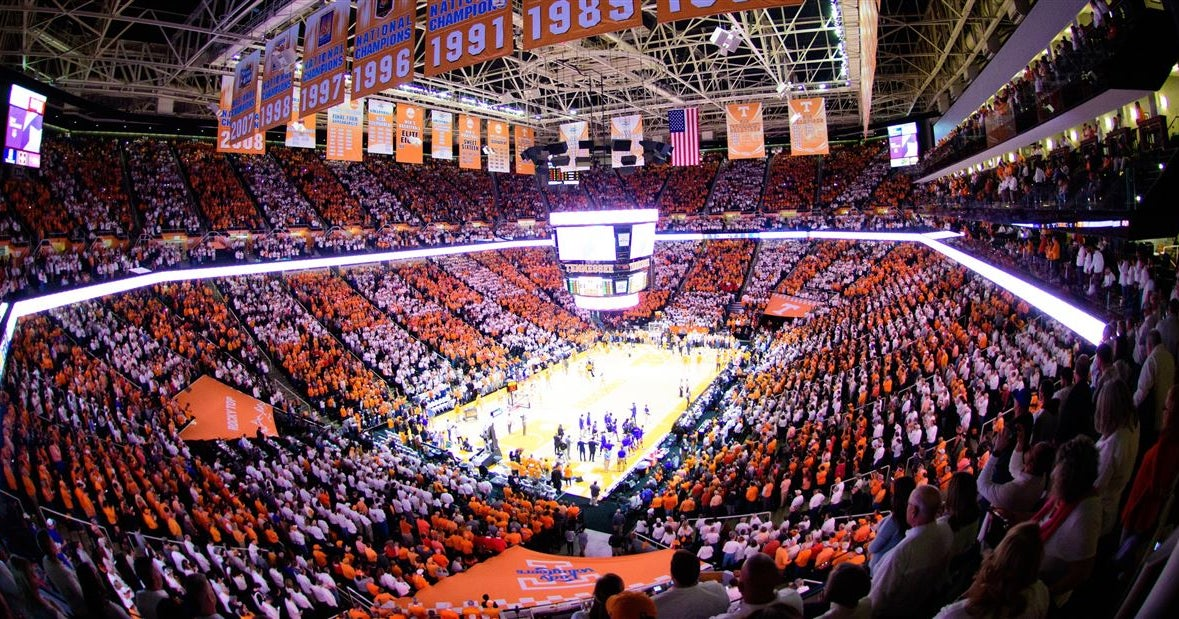 Look: Tennessee 2019-20 basketball schedule released