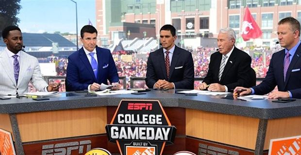 where is college gameday today www ncaaf