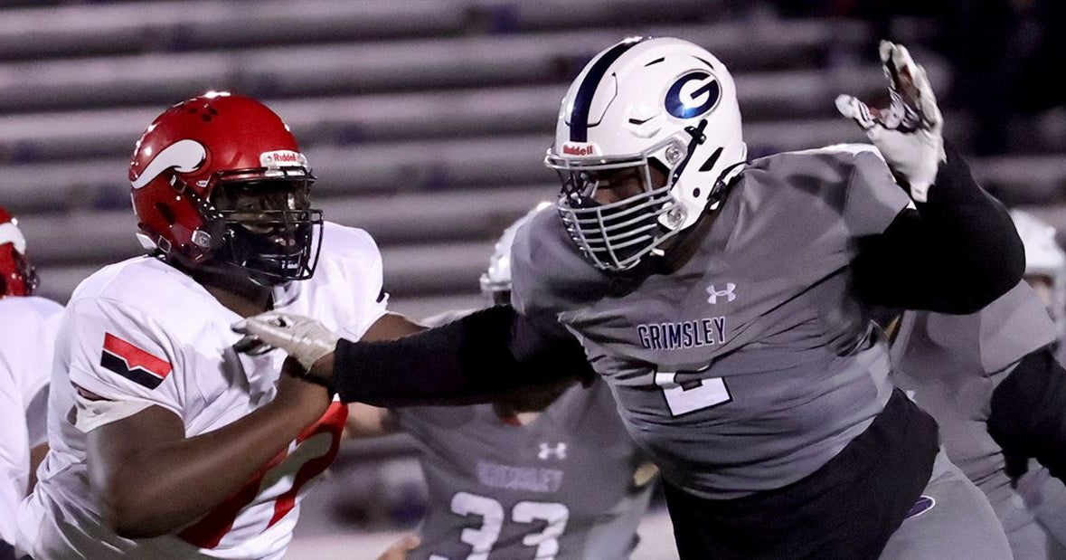 5-Star Defensive Tackle Travis Shaw Lists UNC In Top 4