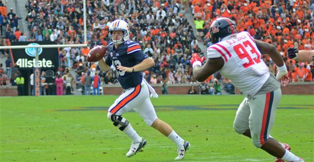 TV details, game time for Auburn at Ole Miss | News Break