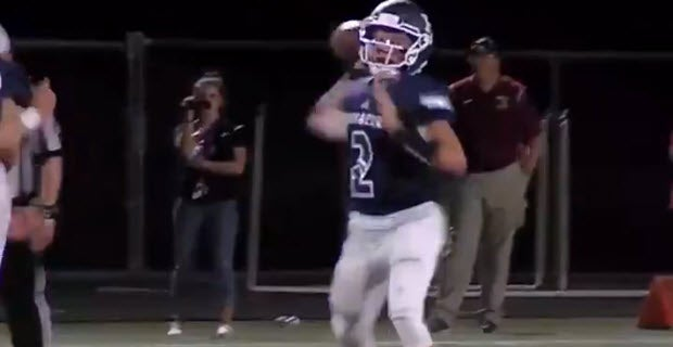 Five-star OU commit Spencer Rattler goes off in opener