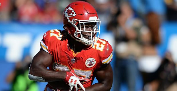 Kareem Hunt Allegedly Punched Man In Weekend Incident Report