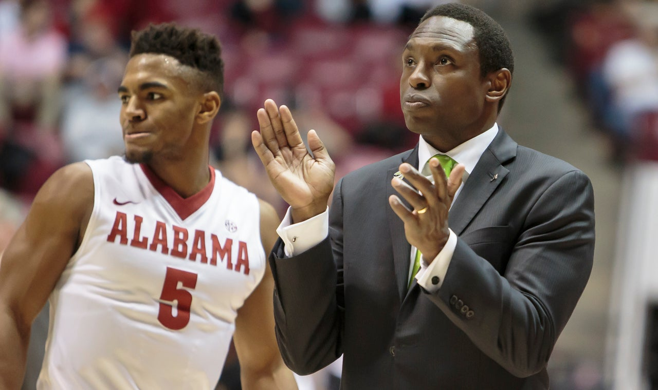 Alabama led by Riley Norris and Avery Johnson Jr in win over