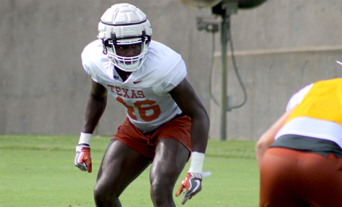 Orlando on 2018 Texas recruiting class: 'They're as advertised'