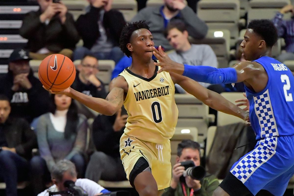 Commodores prepare for daunting road trip to Kentucky