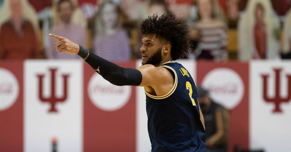Michigan climbs to No. 2 in KenPom's ratings after win at Indiana; Wolverines' highest rating ever