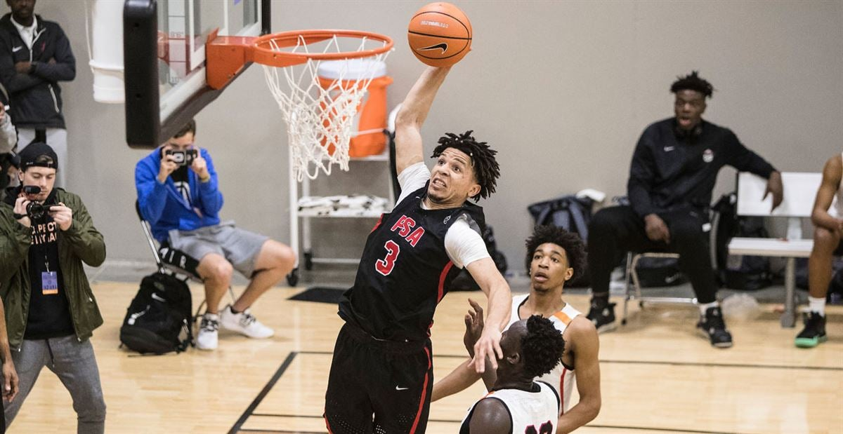 Nation's No. 1 Guard Cole Anthony Visiting UNC