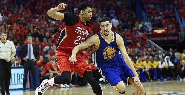 Stephen A. Smith  Klay Thompson over Anthony Davis for Lakers cc851baa3