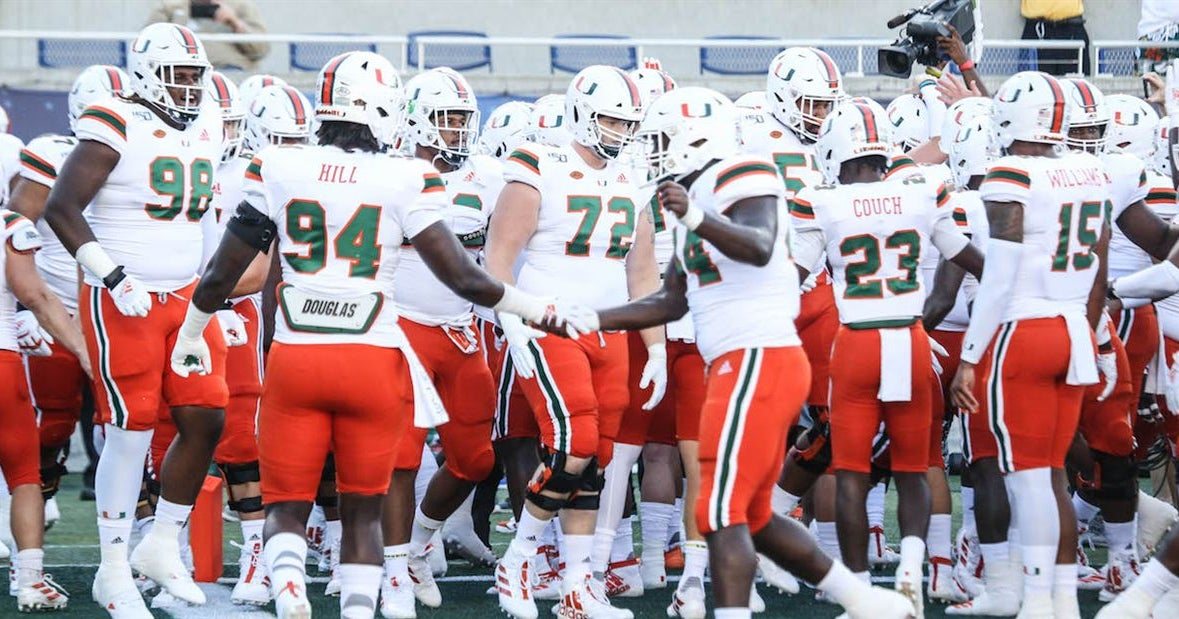 ACC announces kickoff time for Miami's road game at Pittsburgh