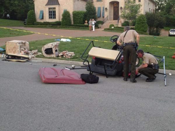 15 year old boy s in a tragic golf cart accident. Golf Cart Boys on plow boy, golf bag boy, shopping cart boy,