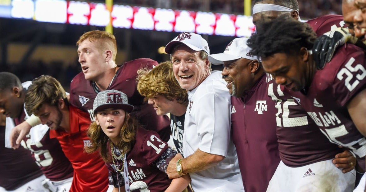 Now forming in College Station: Is Texas A&M college football's next superpower?