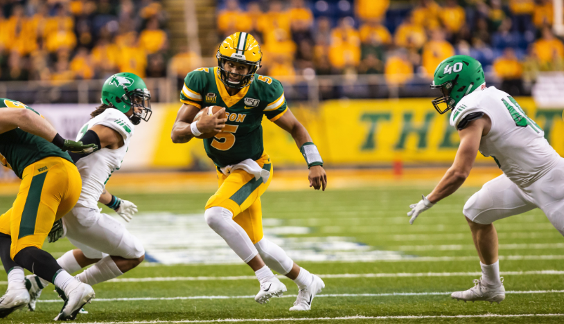 The 10 wildest numbers from NDSU's undefeated regular season