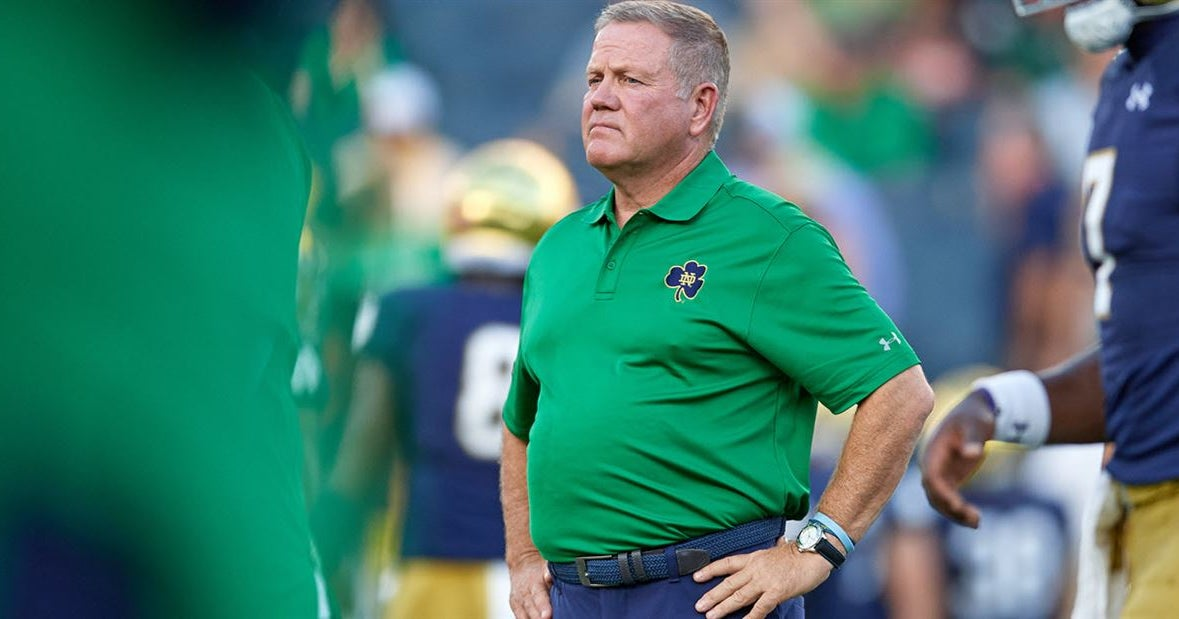 Ranking the toughest games on Notre Dame's schedule