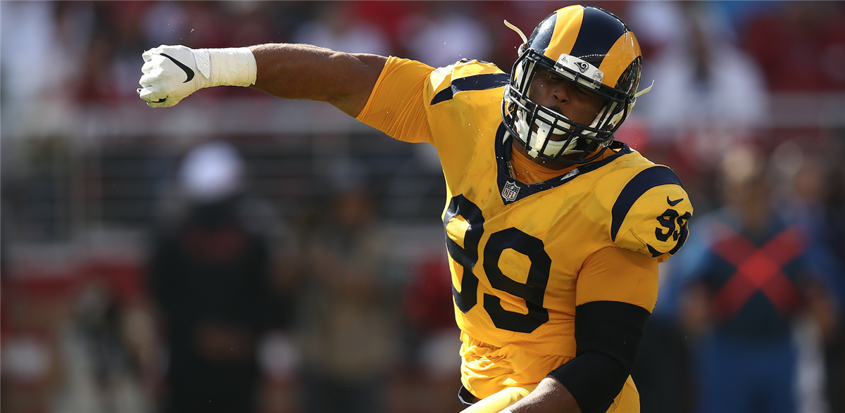 0ec2f6dabe8 Primanti Brothers asks Aaron Donald to join Steelers