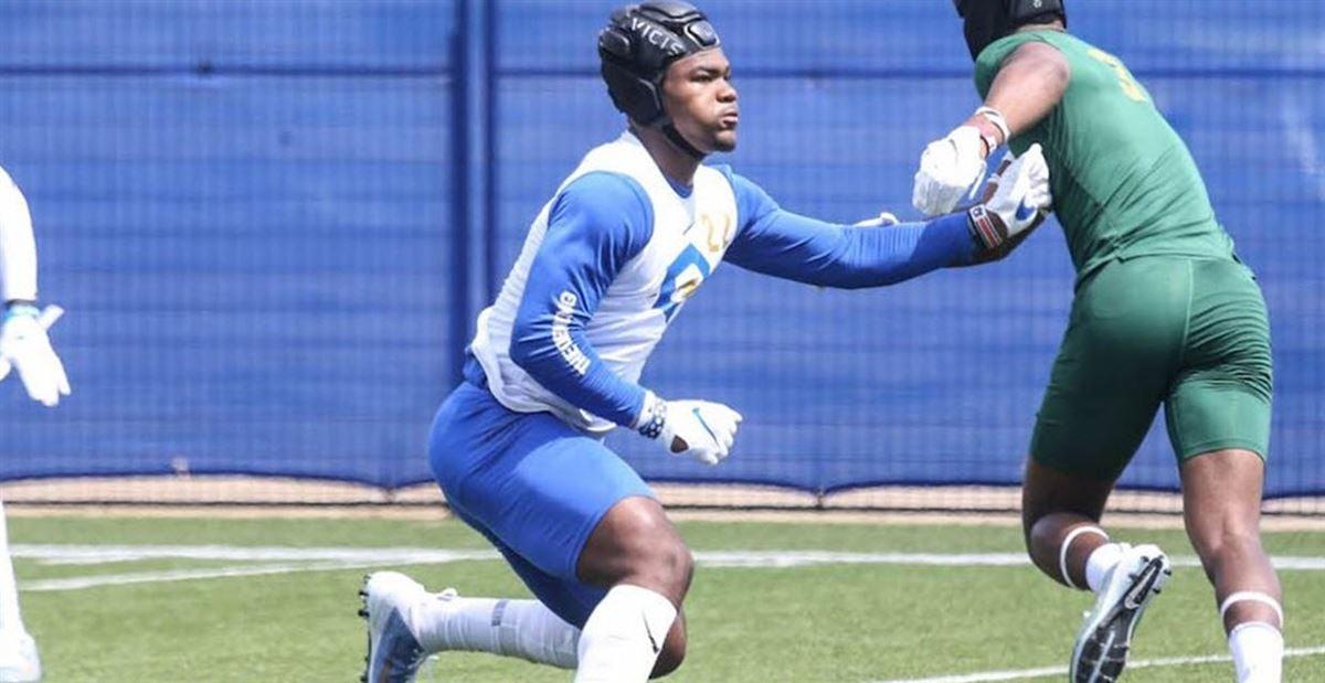 5-star LB de-commits from Auburn