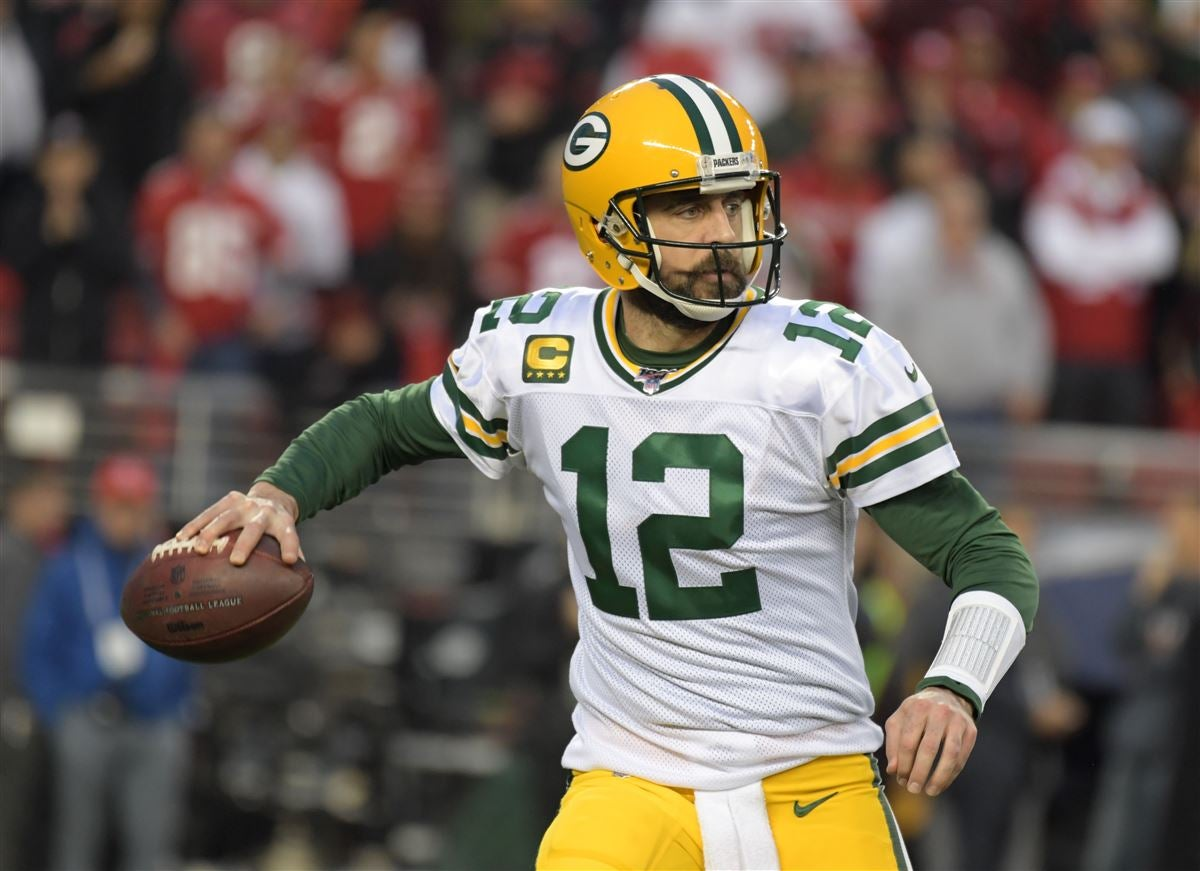 Aaron Rodgers' NFC Championship struggles continue