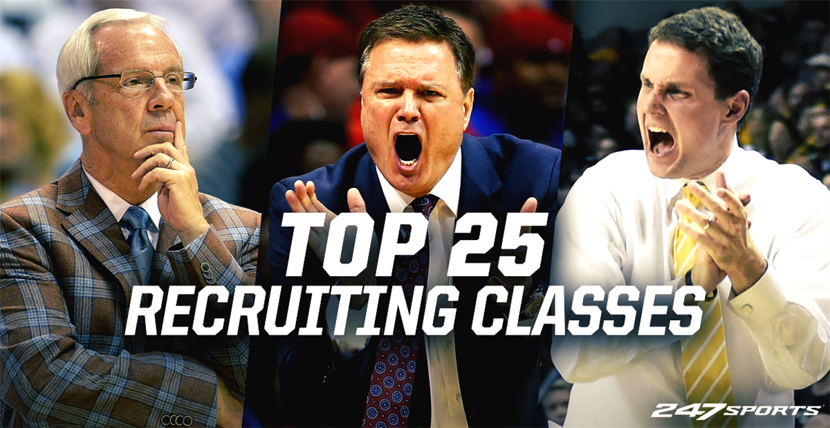 2018 Basketball Top 25 Class Rankings