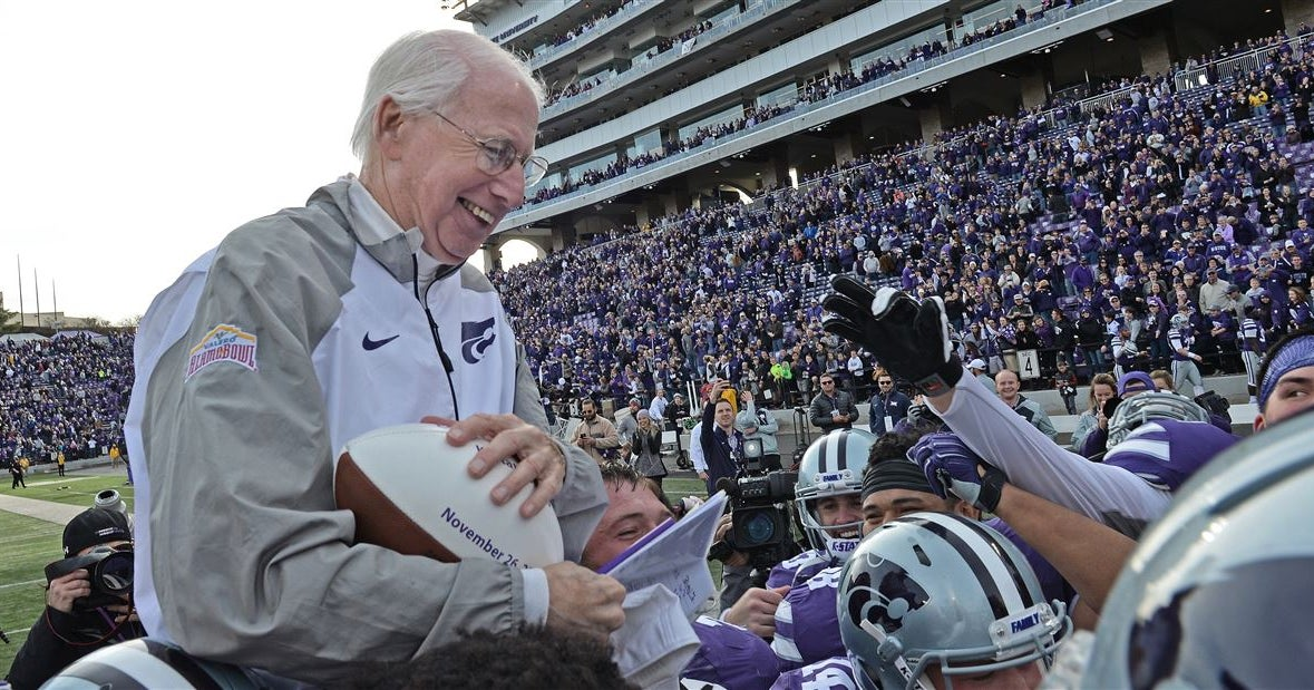 Bill Snyder pens letter thanking COVID-19 responders for service