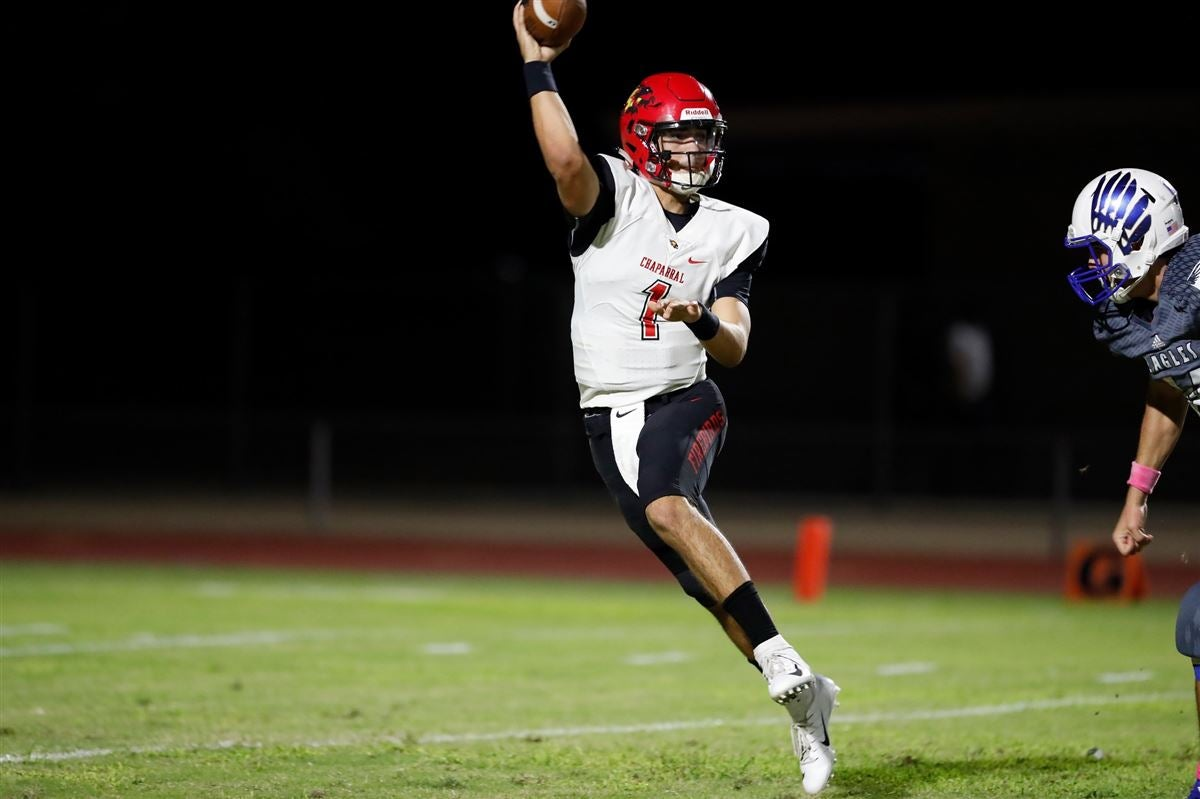 Buckeye QB commit Miller goes over 8,000 career passing yards