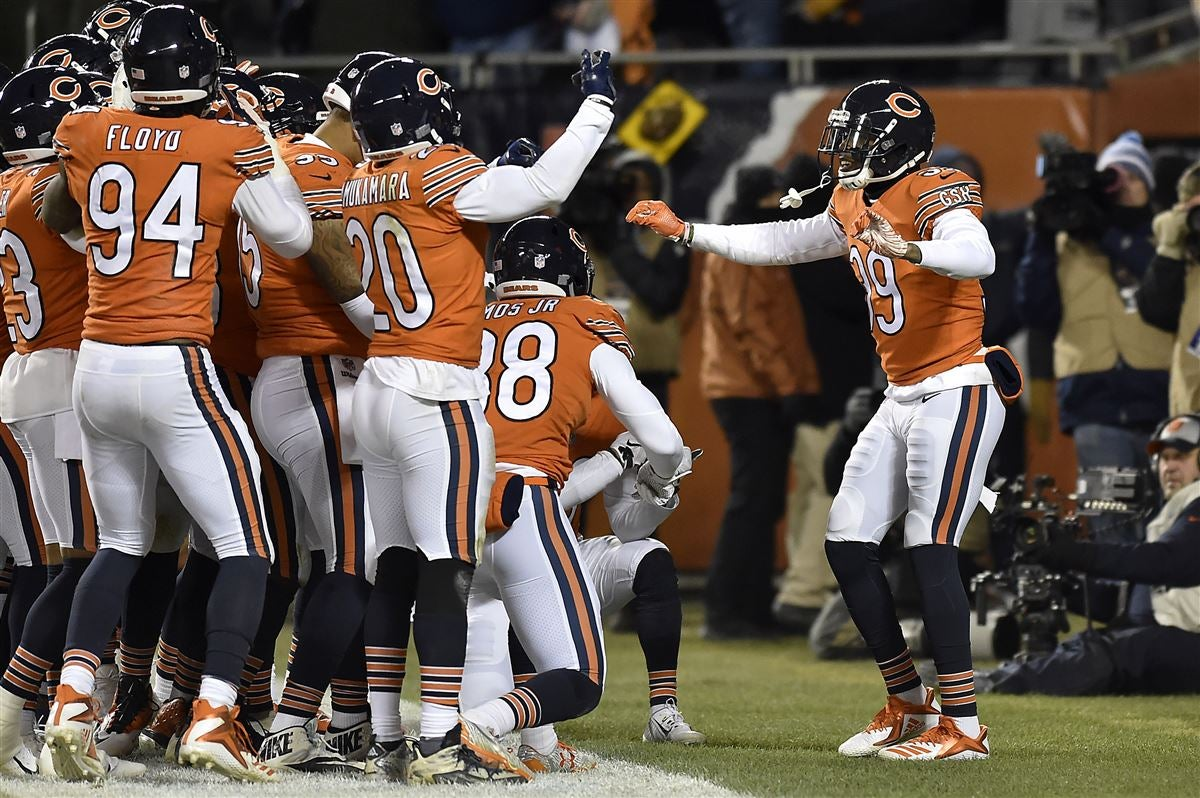 bc1d8ff4f Bears show they are contenders in primetime win over Vikings