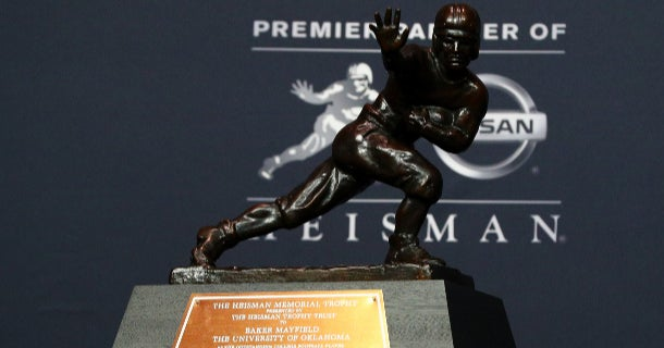 USA Today releases early Heisman Trophy poll