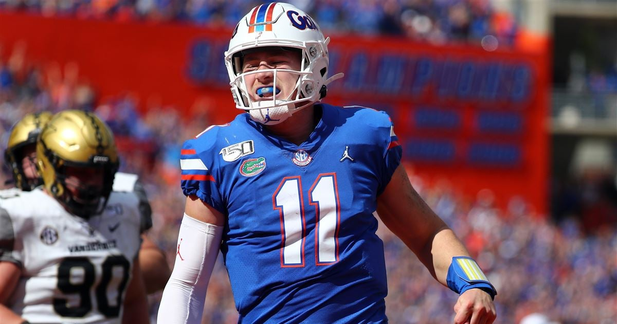 Kyle Trask opens up about playing at Florida
