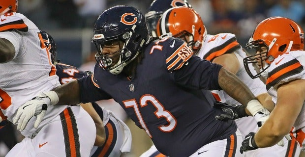 Bears agree to deal with DT John Jenkins