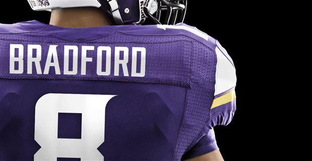 NFL Jerseys Nike - Laquon Treadwell, Minnesota, Wide Receiver