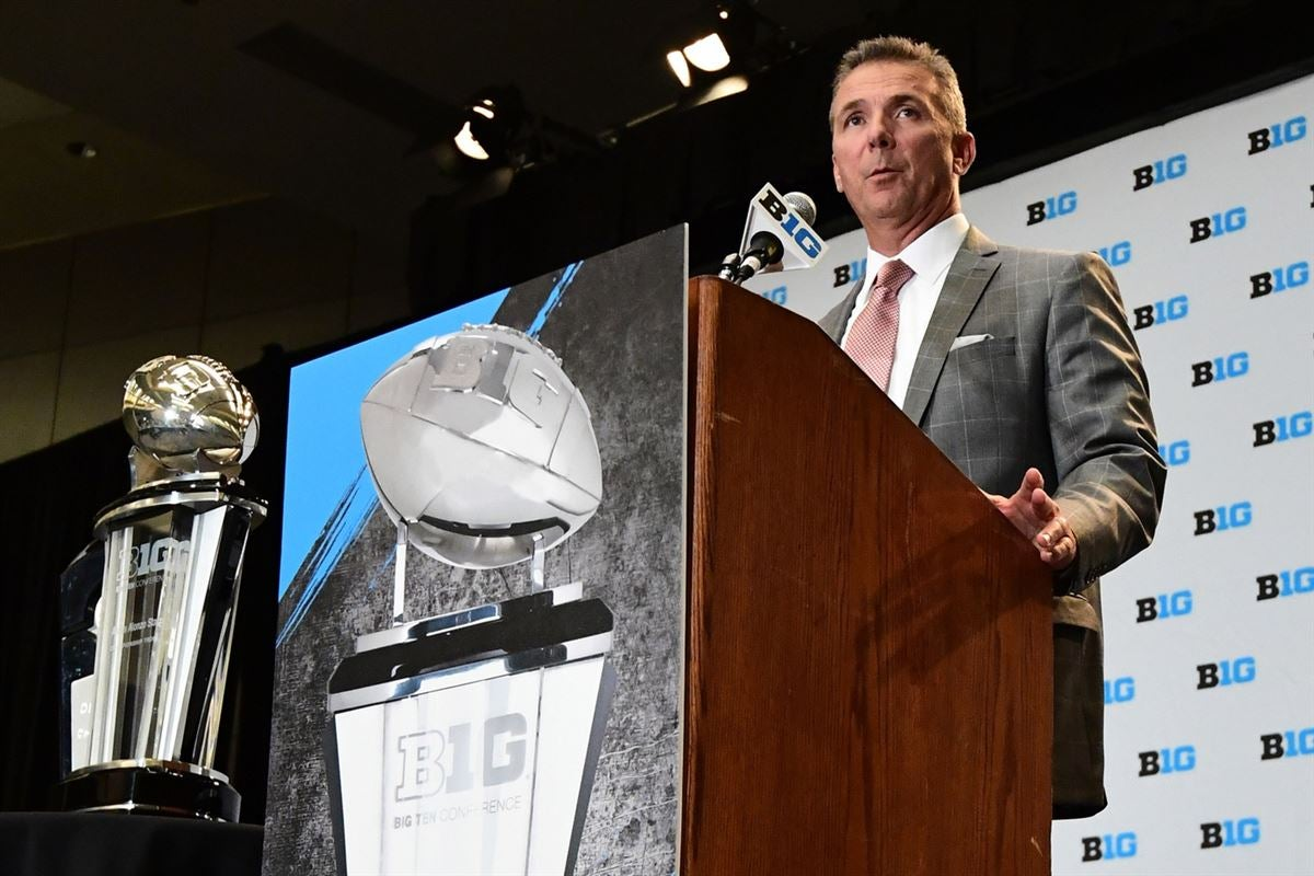 10 questions for Ohio State, Urban Meyer at Big Ten media days