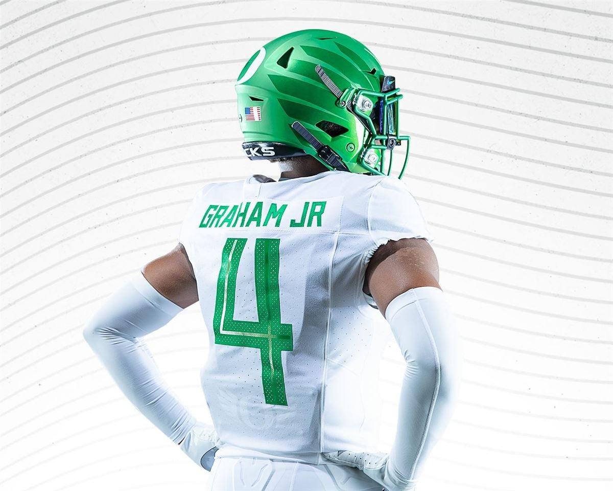 new arrival d8324 8a9d8 Oregon announces uniforms for Stanford game