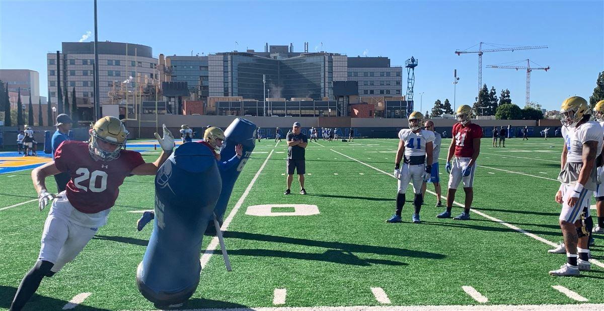 Wednesday Practice: ASU Game Prep, New info on Injuries