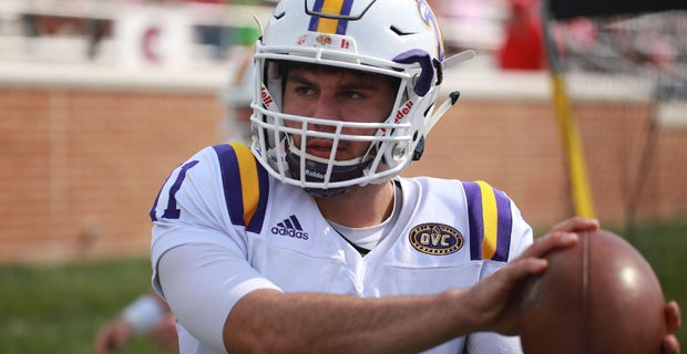Watch: LSU's new No. 3 QB in action