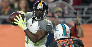 be28158f119 Antonio Brown will reportedly play in 2018 NFL Pro Bowl