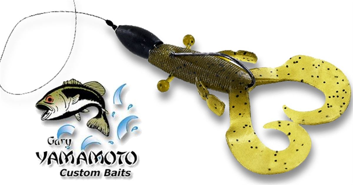 Yamamoto cowboy creature bait giveaway winners for Free fishing tackle giveaway