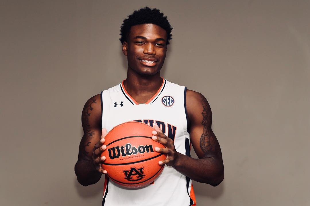 Auburn basketball roster features new names, familiar numbers