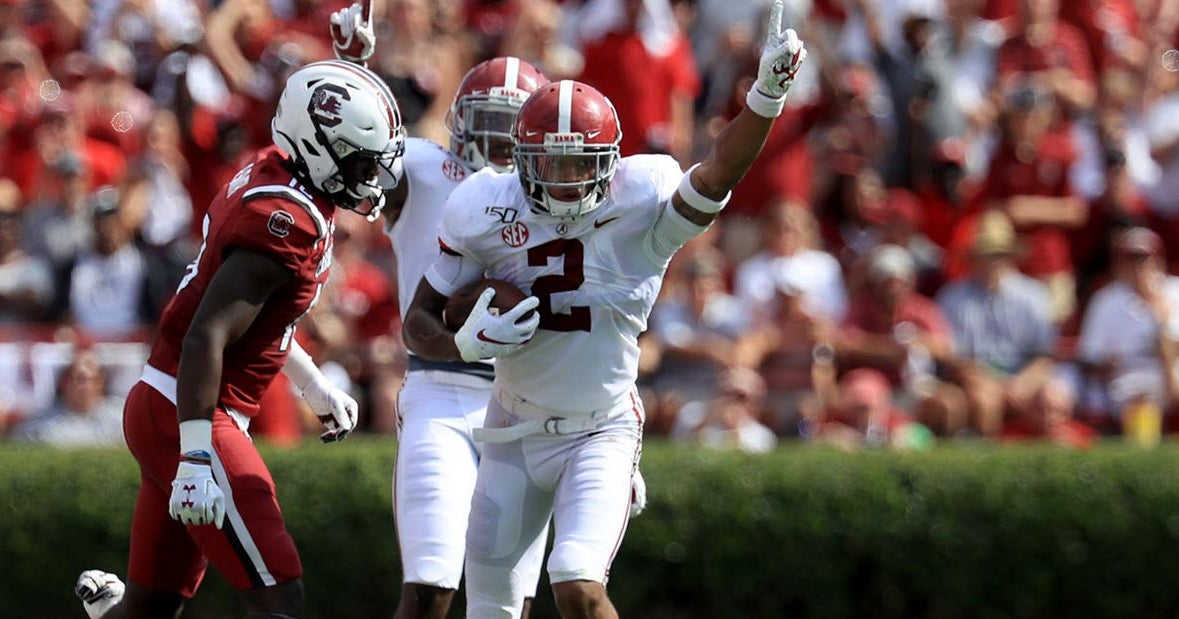 Alabama jumps Clemson in CBS Sports 130 rankings