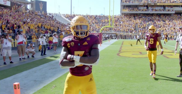 Ten Highlights From Asu Episode Of Hbo 24 7 College Football