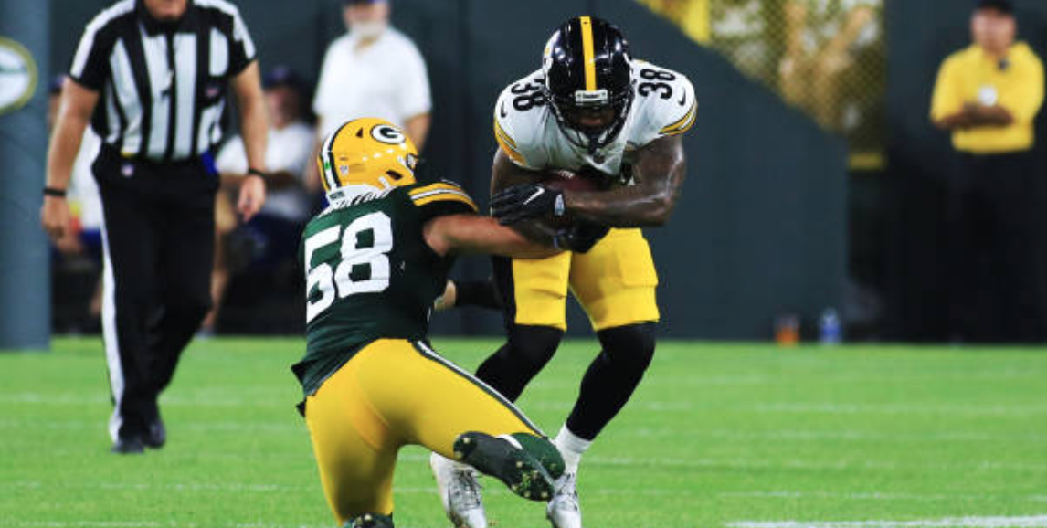 Tomlin pleased with Steelers' rushing performance vs. Packers