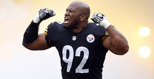 official photos b8daa 32ba5 James Harrison to wear No. 92 for the New England Patriots