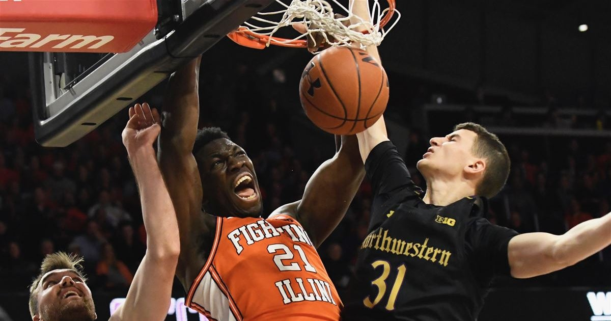 Illini the biggest riser in ESPN's latest top-25 hoops rankings