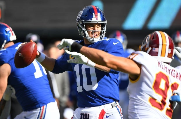 The Eli Manning decision: Pros/Cons to keeping him for 2019