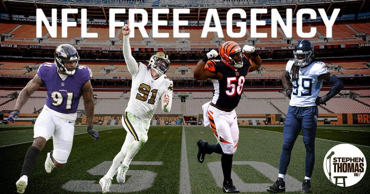 Cleveland Browns Early Look Potential Free Agents: Edge Rushers