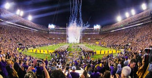 College Football's top 10 stadiums by fan atmosphere