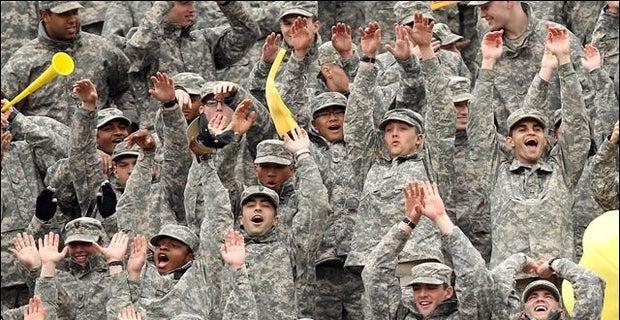 Army Spring Review Linebackers Sam