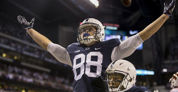 3d822ae64 Penn State Uniforms Named Best in the Big Ten