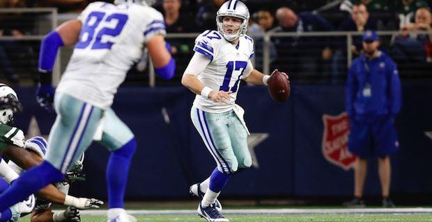 NFL Jerseys NFL - Kellen Moore set to make interesting case for Cowboys' QB future