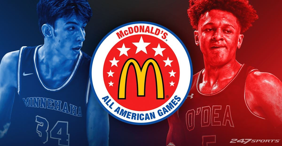 2021 McDonald's All-American roster revealed