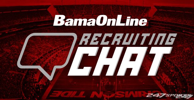 BamaOnLine Recruiting Chat Recap