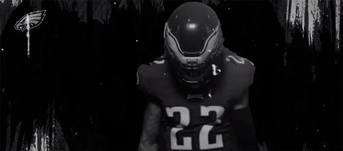 bee9b4559 Eagles will wear black jerseys for Giants game